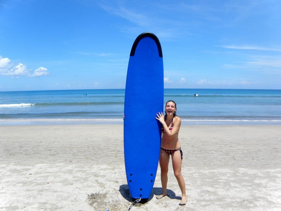 en el right vibe team surf