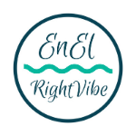 En El Right Vibe Logo