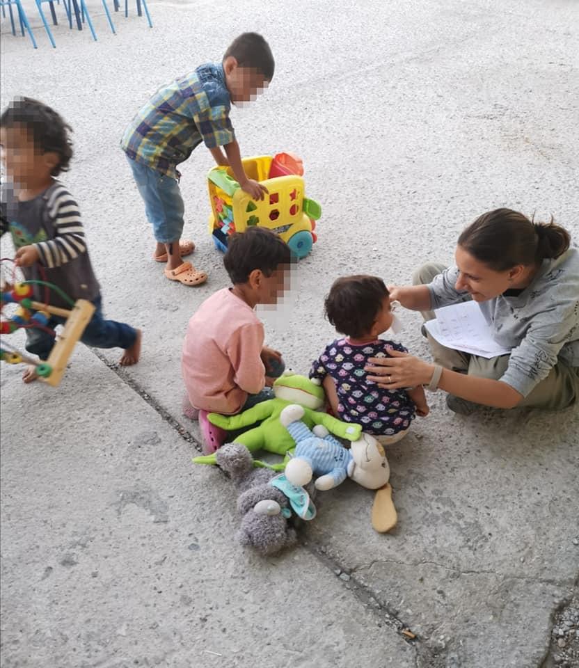 Home For All bambini rifugiati