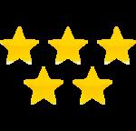 cinque stelle certificazione