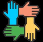 icona healing hands
